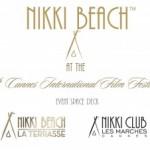 NIKKI BEACH monte les marches à Cannes pour le 66ème Festival.
