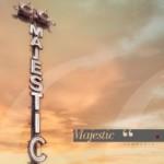 Affiche officielle de la plage Majestic 66.