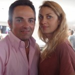 Stars-media avait rencontré Laure de Clermont-Tonnerre sur la plage Majestic 66 à Cannes