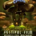la 4eme édition du «Festival du Film merveilleux» ouvrira ses portes du 27 au 29 juin.