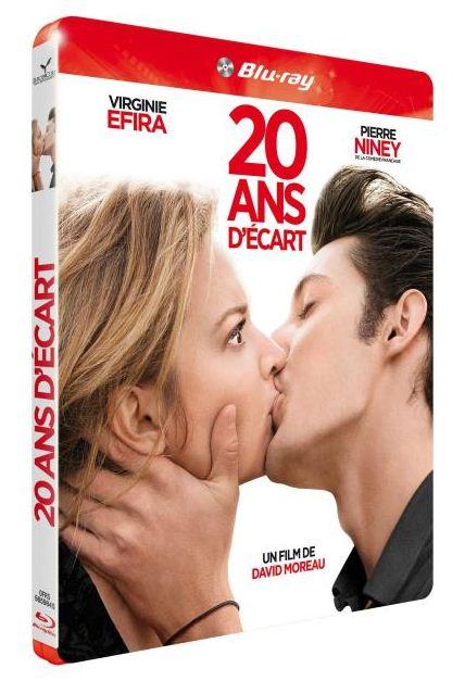 """""""20 ans d'écart"""" édité par Fox Pathé Europa."""