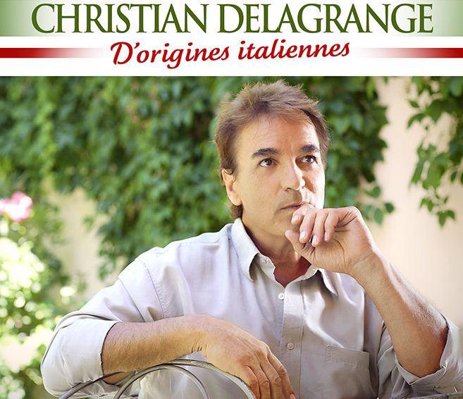 """Album """"D'origines italiennes"""" édité chez Wagram."""