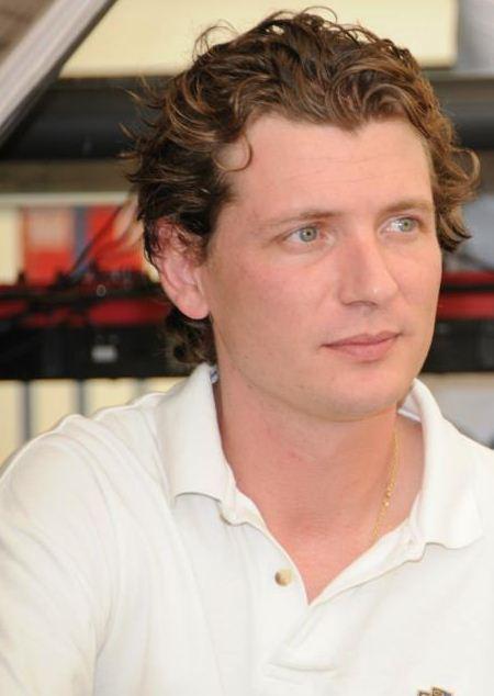 Olivier Villa, fils de Patrick Sbastien : Mariage cet t avec sa douce