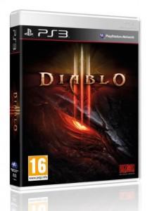 Diablo III sur PS3 : édité par Blizzard