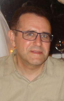 Le président du festival des Antipodes : Bernard Bories.