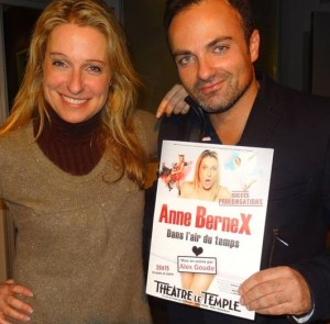 Anne Bernex et Laurent Amar