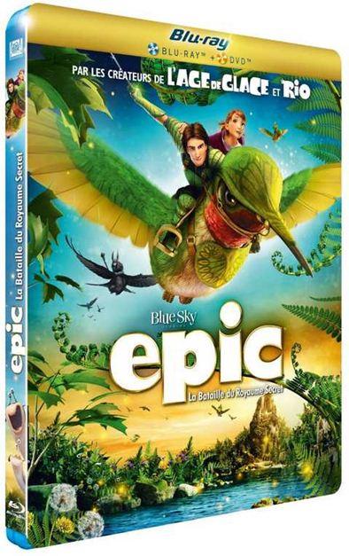 Epic en Blu-Ray