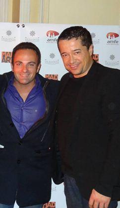 Laurent Amar et Yves Noel