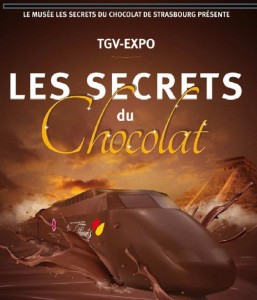 Le Train des secrets du chocolat
