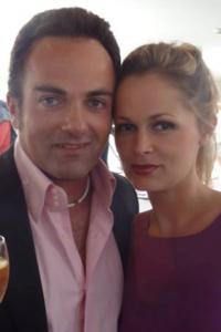 Laurent Amar et Jenny Del Pino
