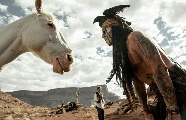 Lone Ranger en Blu-Ray et DVD à Partir du 11 Décembre 2013