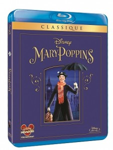 Blu-Ray de Mary Poppins