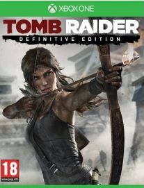 "Tomb Raider  ""Definitive Edition"" sur  XBOX ONE"