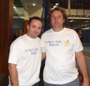 Laurent Amar et Fabrice Ravaux