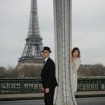 Stars-media rencontre Marc Fichel et Annabelle Milot pour le tube «La parisienne».