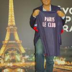 Laurent Amar pour Stars-media interviewe le célèbre journaliste sportif Jean-Philippe Lustyk