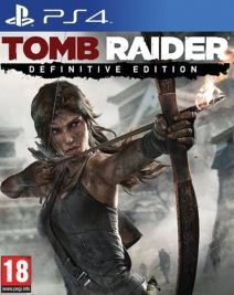 "Tomb Raider  ""Definitive Edition"" sur PS4"
