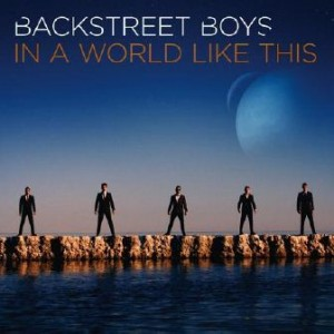 Le nouvel album des Backstreet-Boys.