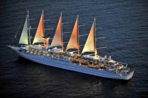 Le voilier de la Villa Schweppes pour le prochain Festival de Cannes.