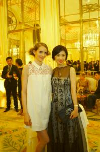 Laura Weisbecker et Yi Chunde