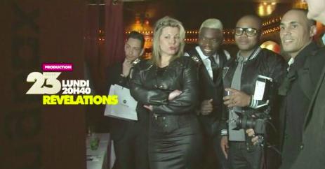 Cindy Lopes et Laurent Amar dans Révélations sur La Chaine 23 : Cliquez sur l'image pour visionner l'émission.