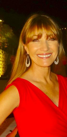 Jane Seymour lors de la soirée de gala au Monte-Carlo Bay