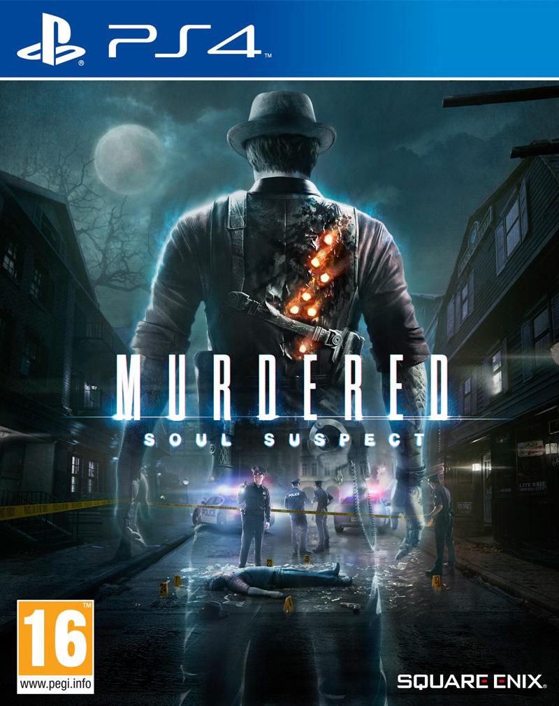 Murdered Soul Suspect sur PS4.