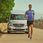 Nouvelle Classe V : la Mercedes dont les stars ne pourront plus se passer.