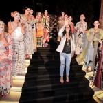 La créatrice de mode libanaise Amal Azhari a présenté ses deux nouvelles collections au Majestic à Cannes.