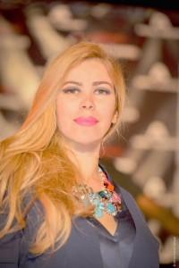 Maya Araghi de l'agence Mayagency. Crédit photo : 2014 Xavier Giraud.