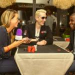 Boris Diaw, Elky, Rio Mavuba et bien d'autres ont joué au poker pour la bonne cause.