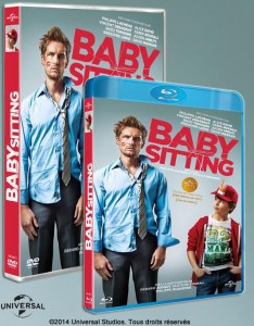 Babysitting disponible en Bluray et DVD.