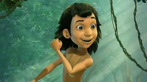 """Mowgli, héros du """"Livre de La Jungle""""."""