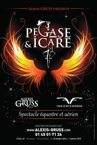 Pégase et Icare
