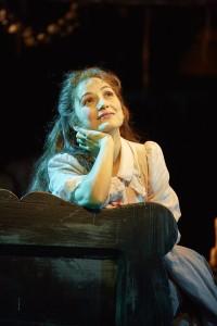 La jolie Sarah, alias Raphaëlle Cohen