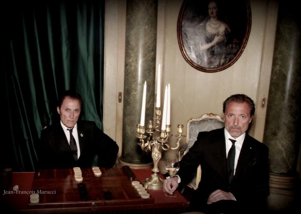 Franck et Gilbert Ros