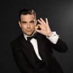 Robbie Williams nous a offert un «Café Royal» au Palais de Tokyo.