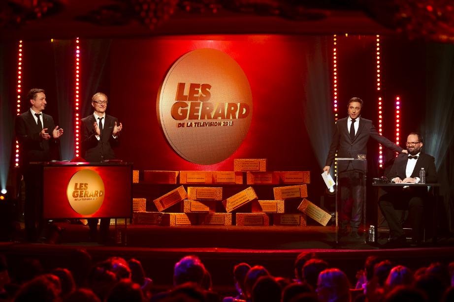 Les Gérard 2015. Crédit photo : © Aurelien FAIDY/PARIS PREMIERE