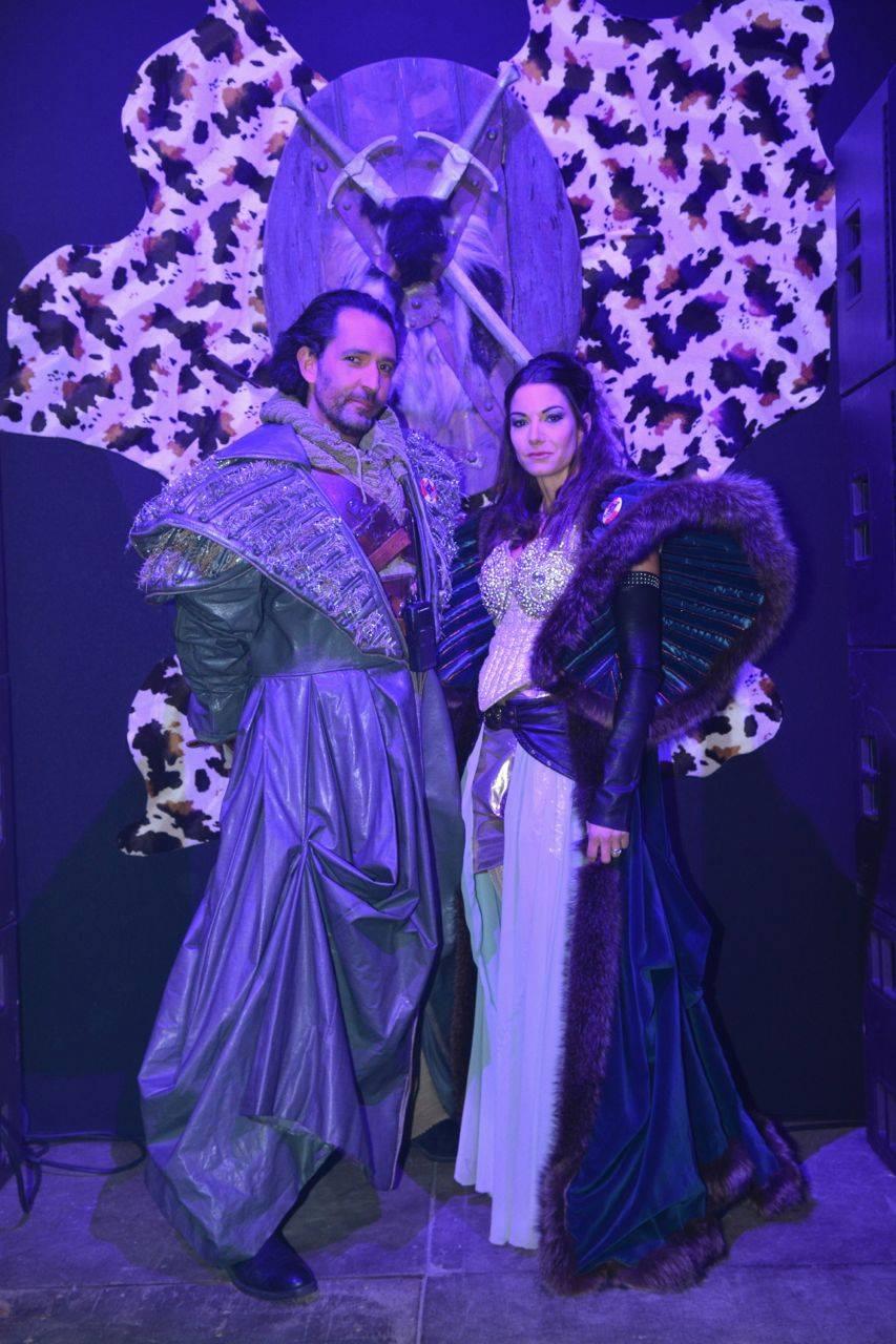 Sophie Levy et son mari Nicolas