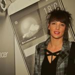 Acer fête l'arrivée de son nouveau smartphone en compagnie de célébrités.