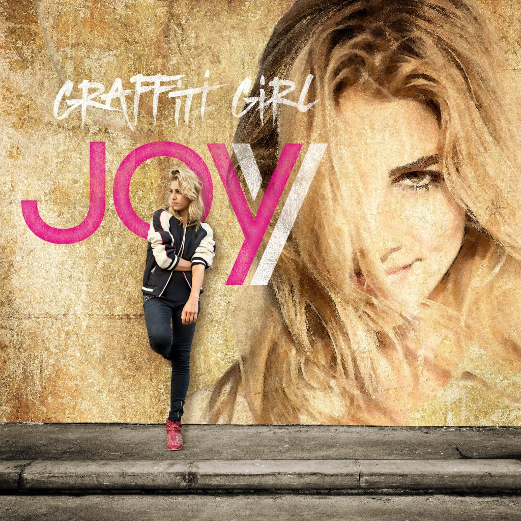 Le premier single de Joyy Graffiti Girl Crédit photo : © Yan Forhan/LMD2 Production