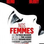 Le Huffington Post publie la tribune de Laurent Amar sur «Nos Femmes», en ce moment au Théâtre de Paris.