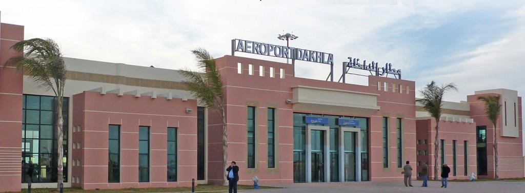 L'aéroport de Dakhla