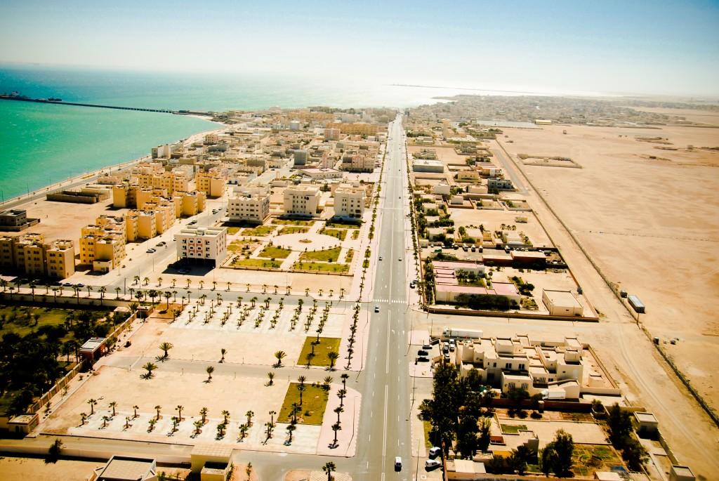 Ville de Dakhla