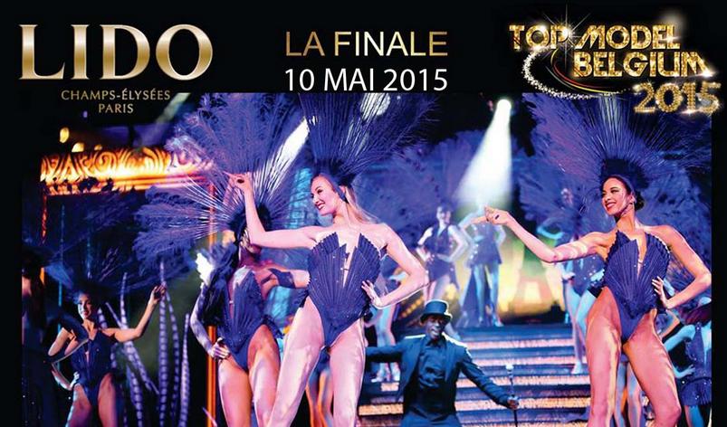 Top Model Belgium 2015