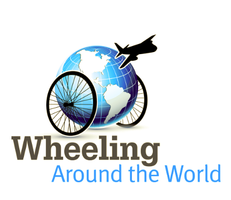 "La fondation d'Alexandre ""Wheeling Around The World"""
