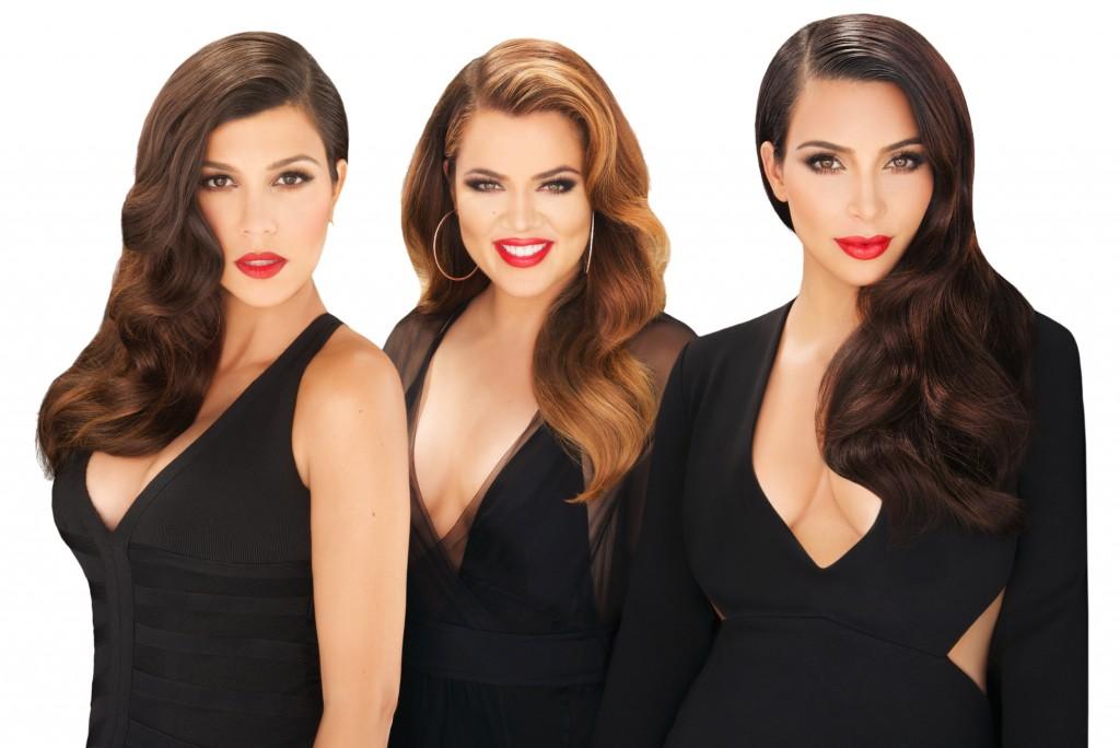 Kourtney, Khloe et Kim Kardashian