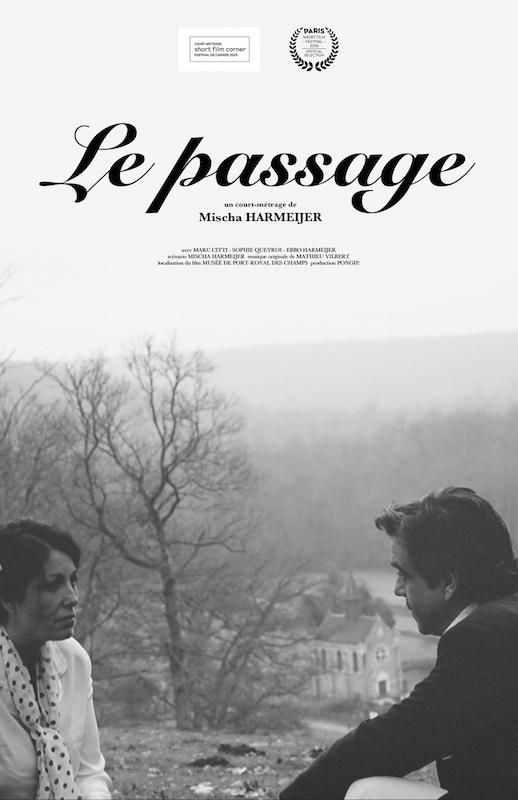 Le Passage: un court métrage de Mischa Harmeijer avec Sophie Queroy