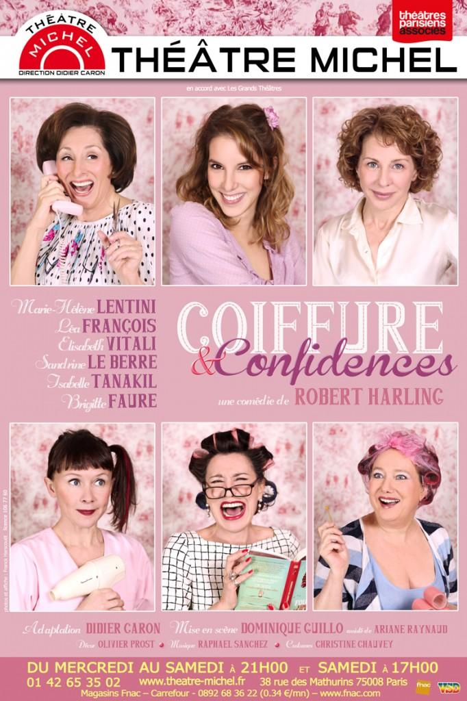 Affiche officielle: Coiffure et confidences