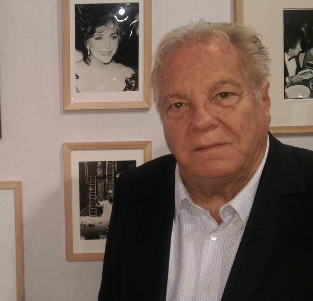 Massimo Gargia et ses photos de stars.